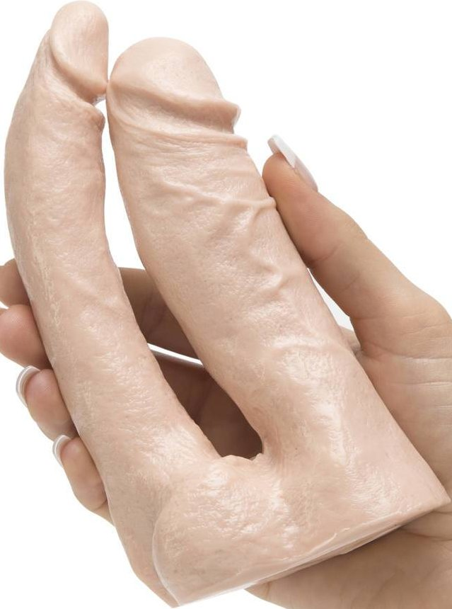 Doc Jonhson Doğal Çift Taraflı Realistik Penis Made İn USA