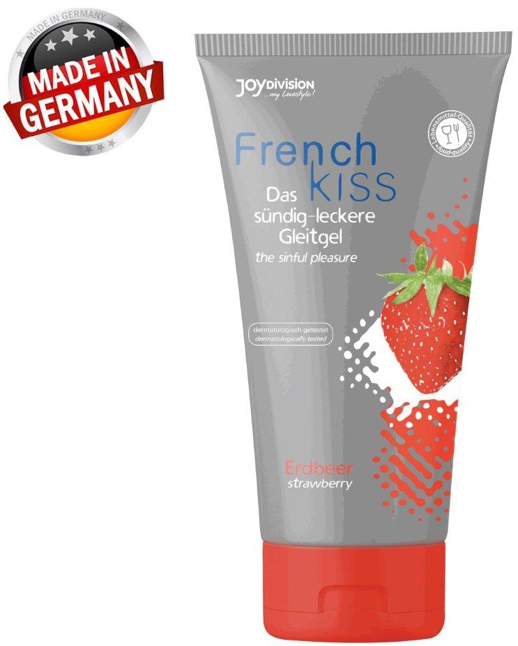 Frenc Kiss Çilekli Oral Seks Jeli Made İn Germany
