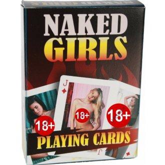 Naked Girls Oyun Kartları