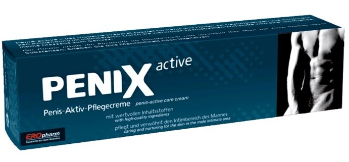 Penix Active Erkeklere Özel Krem 75 Ml Made İn Germany
