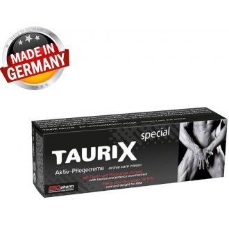 Taurix Extra Strong Erkeklere Özel Krem 40 ml Made in Germany