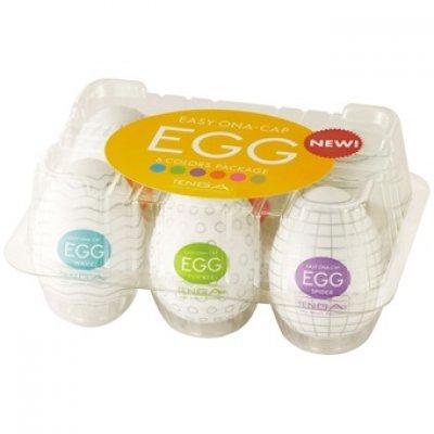 Egg 6 Adet Yetişkin Sex Oyuncağı Mastürbatör