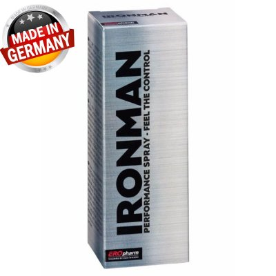 Ironman Destekleyici  Sprey Made İn Germany 30 Ml