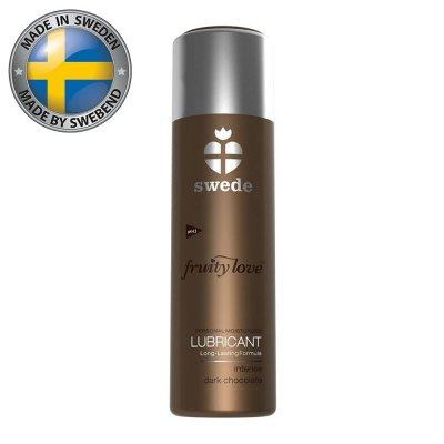 Swede Dark Chocolate Uzun Süren Kayganlık Veren Jel 100 Ml