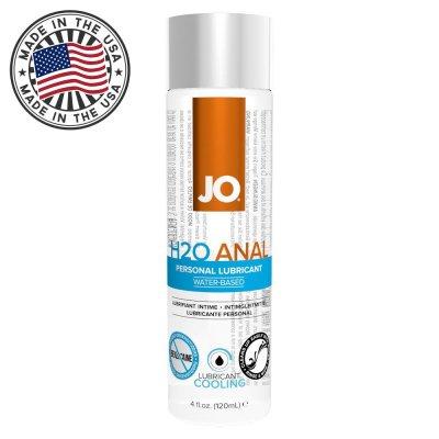 System Jo Cooling Rahatlatıcı Anal Kayganlaştırıcı Jel-Made İn USA