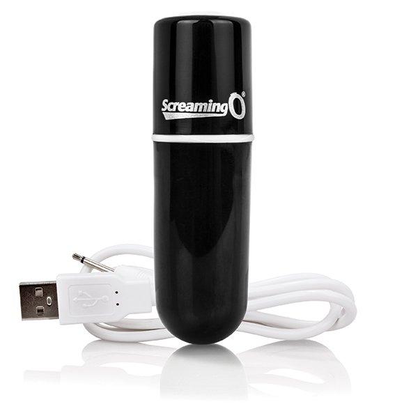 The Screaming O - Charged Voom Şarj Edilebilir Mini Vibratör
